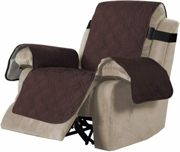 100% Waterproof Pet Furniture Covers for Recliners Chair Covers Pets Brown $24.99