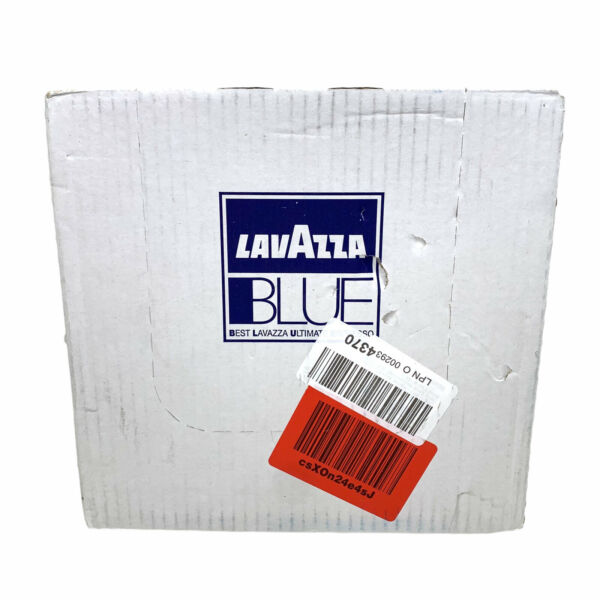 Lavazza BLUE Espresso Intenso Blend Medium Roast Coffee Pods Pack of 100