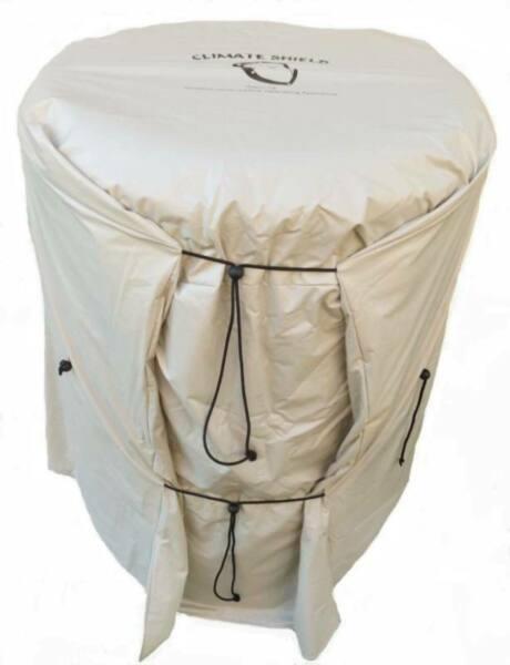 Climate Shield Swimming Pool Heat Pump Cover Universal Fit $69.99