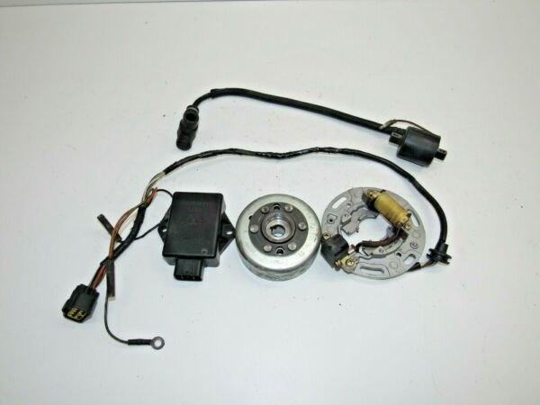 01 02 03 04 05 KAWASAKI KX85 KX 85 CDI STATOR FLYWHEEL COIL OEM ELECTRICAL GOOD $259.95