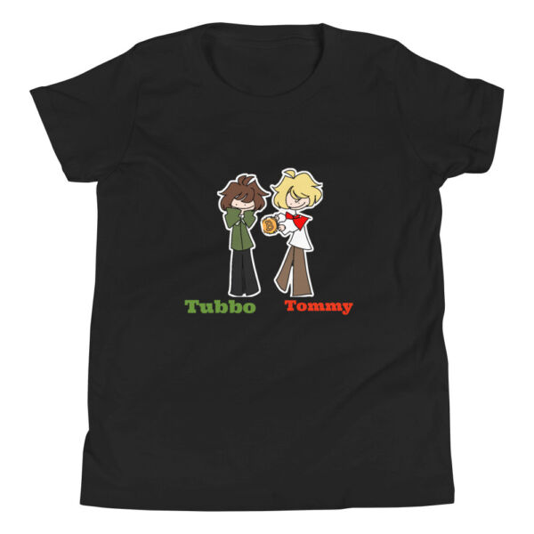 Tubbo and Tommy Shirt Tommyinnit Shirt Tubbo Shirt Dream Smp Twitch Gamers $19.88
