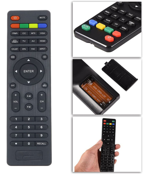 Universal Remote For Viore Westinghouse Proscan Haier Quasar Pioneer TV