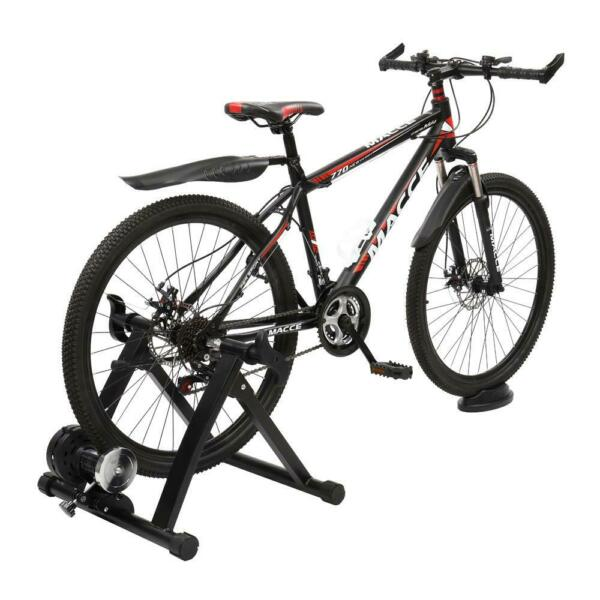 Bike Trainer Stand Magnetic Bicycle Stationary Stand For Indoor Exercise Health $64.89