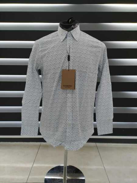 Burberry Men Casual Shirt New With Tags $105.00