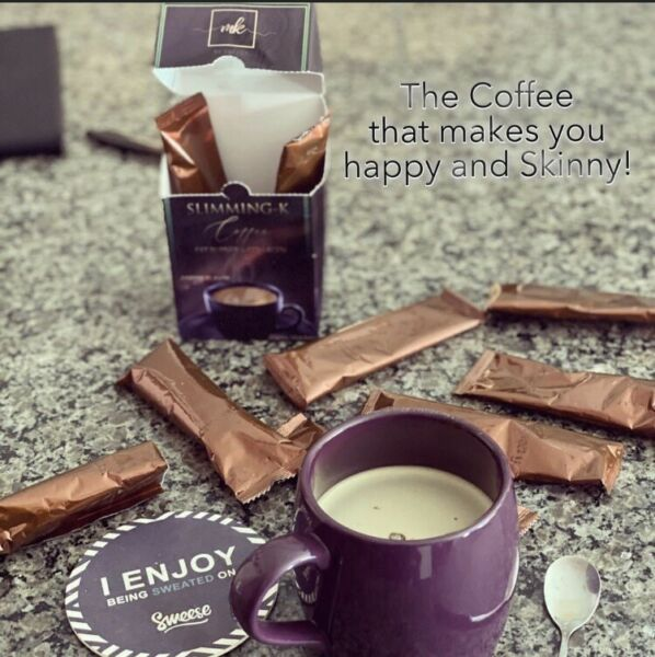 5 Boxes $100 SLIMMING K Coffee By Madam Kilay