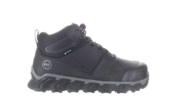 Timberland PRO Mens Ridgework Black Work amp; Safety Boots Size 8.5 Wide $71.39
