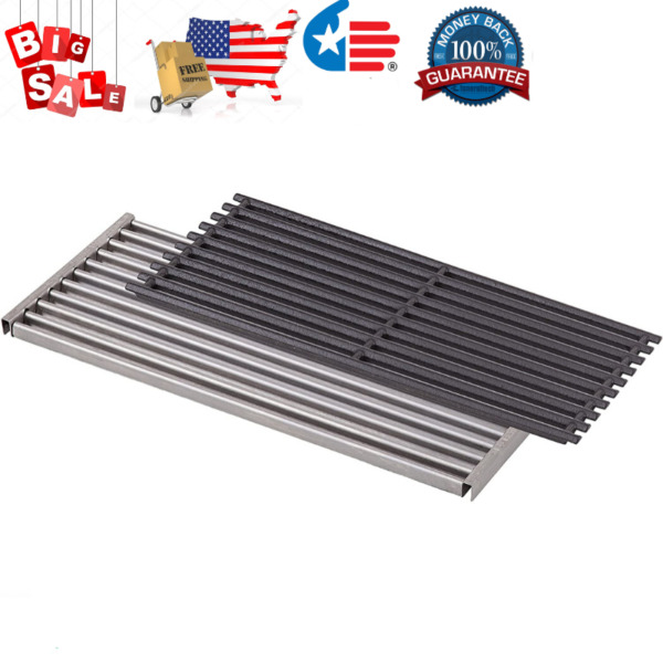 Burner Grill Grate Emitter Replacement Parts for Charbroil TRU Infrared Grills