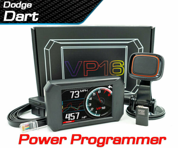 Volo Chip VP16 Power Programmer Performance Tuner for Dodge Dart 2013 2016