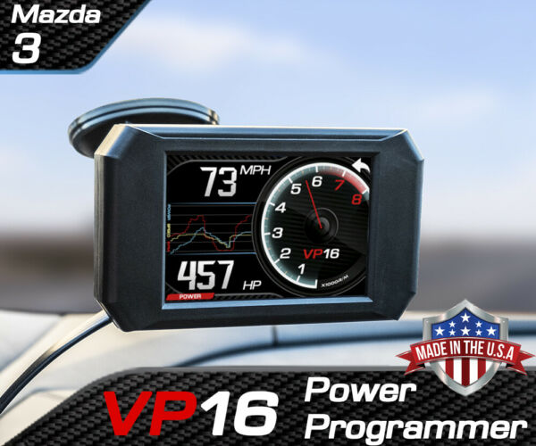 Volo Chip VP16 Power Programmer Performance Tuner for Mazda 3