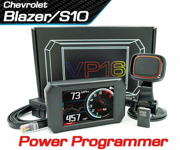 Volo Chip VP16 Power Programmer Performance Tuner for Chevy Blazer S10 S 10