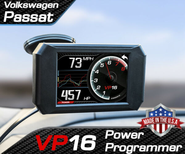 Volo Chip VP16 Power Programmer Performance Tuner for Volkswagen Passat