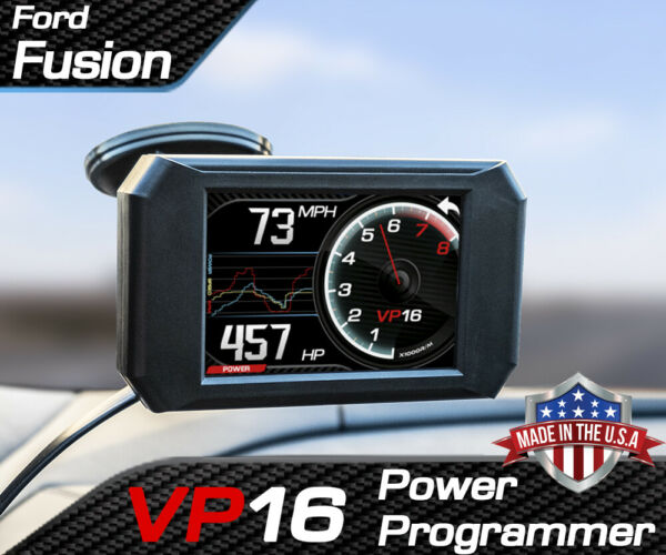 Volo Chip VP16 Power Programmer Performance Tuner for Ford Fusion