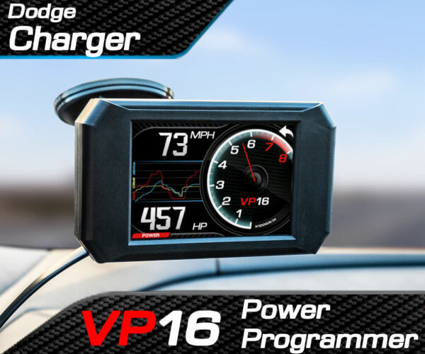 Volo Chip VP16 Power Programmer Performance Tuner for Dodge Charger