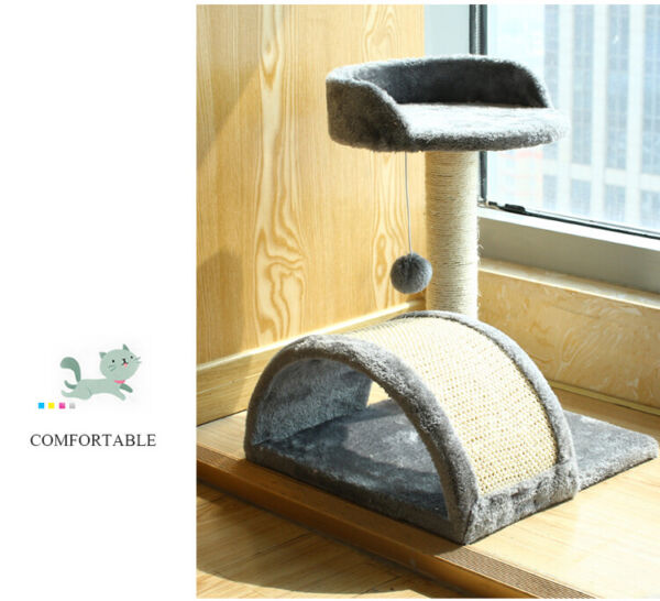 Kitte Cat Tree Condo Pet Furniture Activity Tower Play House Condo Rest Toy Home $24.99
