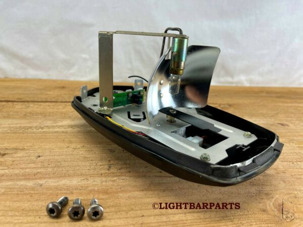 Federal Signal Vision Vector lightbar SMART POD Right Side with Mount Screws