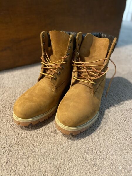 Men's Timberland Boots $50.00