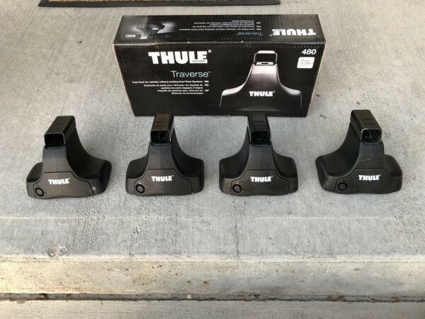 THULE Traverse 480 Complete Set of Four 4 $139.95