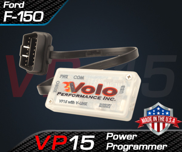 Volo Chip VP15 Power Programmer Performance Tuner for Ford F150 F 150