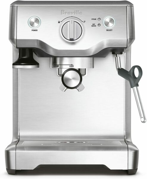 Breville Duo Temp Pro BES810BSS Espresso Machine Stainless Steel