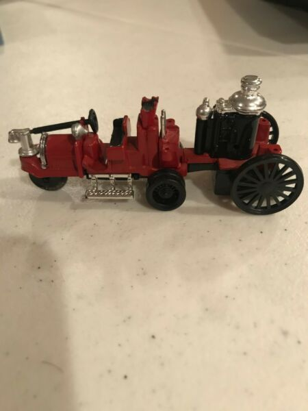 1914 Knox Martin Die Cast Fire Engine Readers Digest 1999