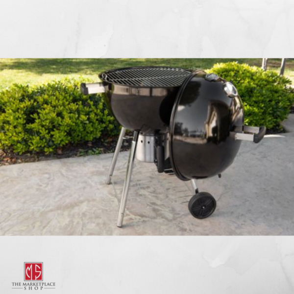 Heavy Duty 22 Inch Charcoal Grill BBQ Barbecue Smoker Outdoor Pit Patio Cooker