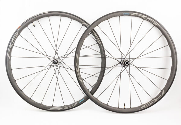 Shimano WH RS770 Disc Tubeless Wheelset Carbon 700c 12 142 100mm Thru CL 11s $599.99