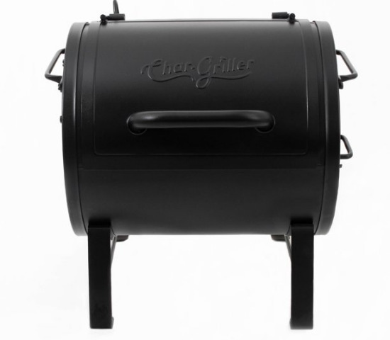 Char Griller Table Top Grill amp; Side Fire Box