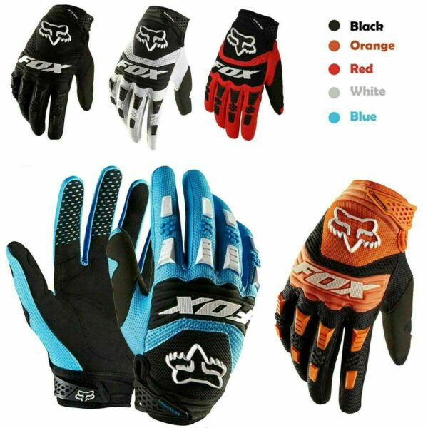 Dirtpaw Classic Cycling Motorcycle Racing Riding Bicycle Racing Bike Gloves $17.87