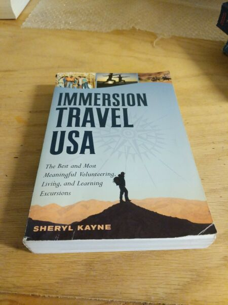 Immersion Travel USA Ser.: Immersion Travel U. S. A. : The Best and Most Meanin… $6.99