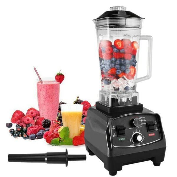 ❥ 1000W High Speed Professional Countertop Blenders For Shakes And Smoothies