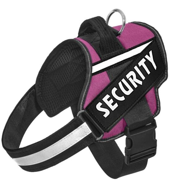 Orinci Reflective Dog Harness Easy On and Off Pet Vest Harness Breathable Small $12.99