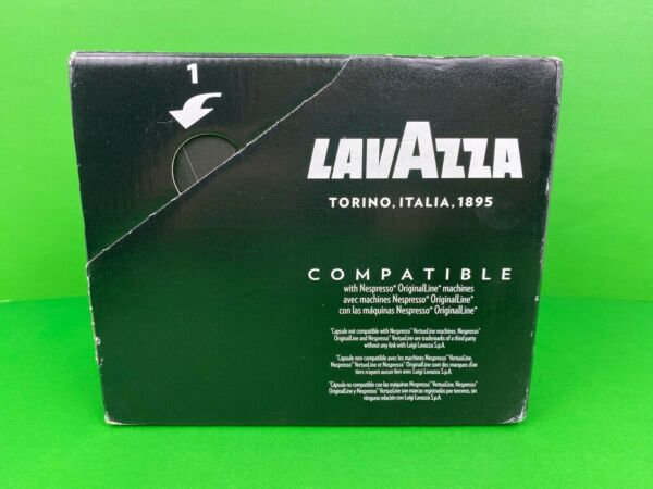 LavAzza Expresso Variety Pack of 60 Compatible W Nespresso New