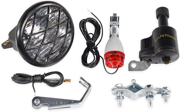 Capstone Car Racks and Bicycle Accessories Generator Light Set Small $18.99