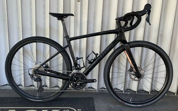 2021 Specialized Diverge Sport Carbon Gravel Bike 54cm Gloss Forest Green $3100.00