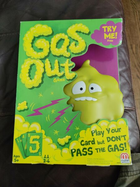 Game for all ages Gas Out $9.00