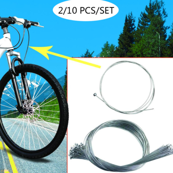 Universal Bicycle Brake Inner Wire Cable Front Rear Road MTB BMX Mountain Bike $5.99
