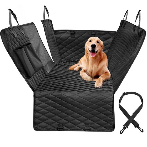Waterproof Pet Travel Mat Dog Car Seat Cover For Car Rear Back Seat Cushion New $73.52