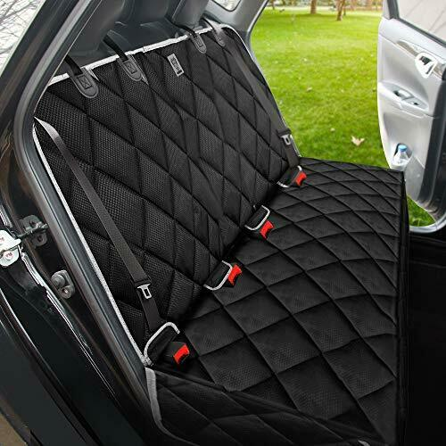 BRONZEMAN Dog Seat Cover for Back Seat 100% Waterproof amp; Eco Car Seat Protector $34.34