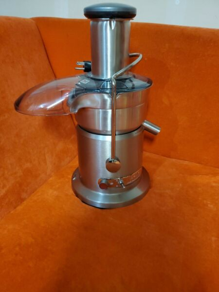 Breville Fountain Elite 1000W Electric Juicer 800JEXL B Tested amp; Working