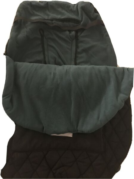 Baby Stroller Bunting Keeps Baby Cozy and Warm