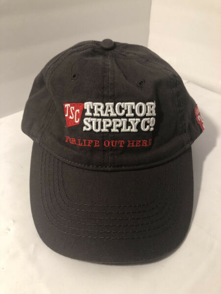 Tractor Supply Co Adjustable Hat Cap farm ranch field rural country work redneck $10.00