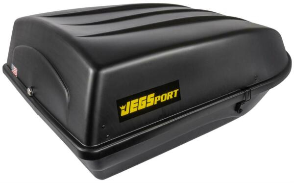 JEGS 90093 Rooftop Cargo Carrier 18 Cubic Ft. 110 lb. Carrying Capacity 28 lbs. $254.99