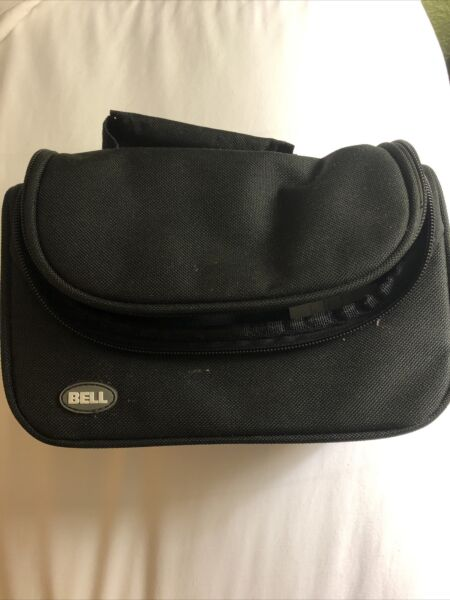 Bell Accessories Bag. W Interlocking Rings. Elbow Knee Pad Carrying Case. $4.99