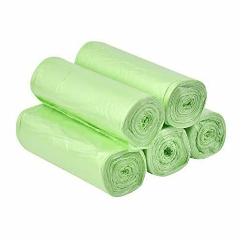 8 Gallon Compostable Trash Bags 100 Counts Biodegradable Bags free shipping NEW $17.17