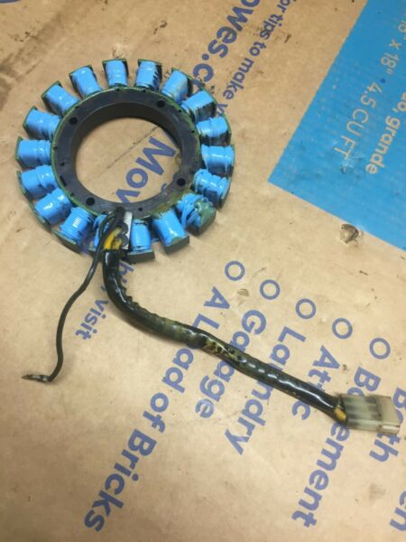 Sears Suburban Tecumseh oh120 oh160 20 Amp Stator in Good Condition Tested $125.00
