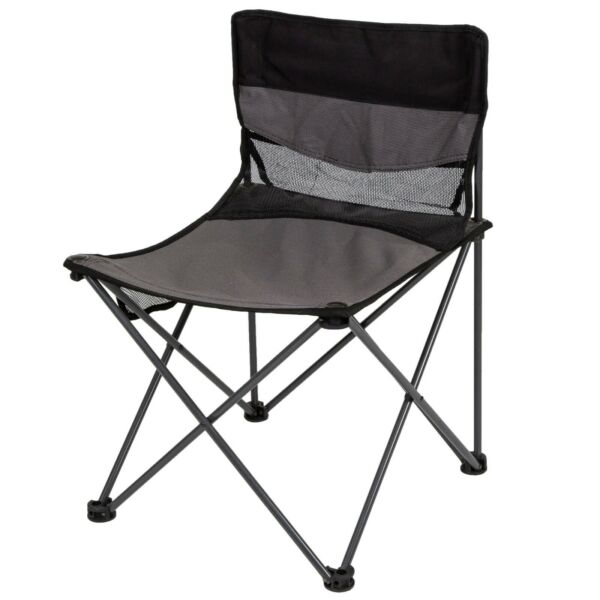 Stansport Apex Deluxe Sling Back Armless Folding Camp Chair Blue $36.99