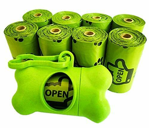 YANGHONGYU Dog Dung Bags Dog Bags 130 Extra Thick Strong Dog Bag a Total of 9... $19.45