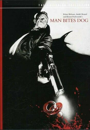 Man Bites Dog The Criterion Collection $11.97