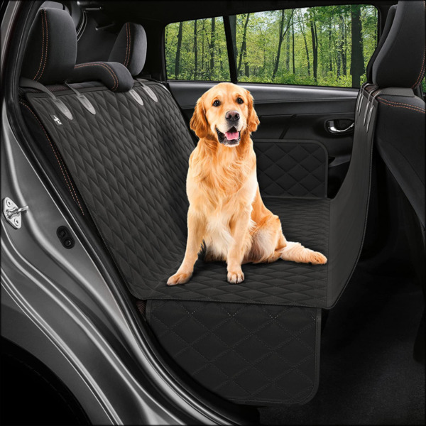 Dog Back Seat Cover Protector Waterproof Scratchproof Nonslip Hammock for Dogs B $53.99