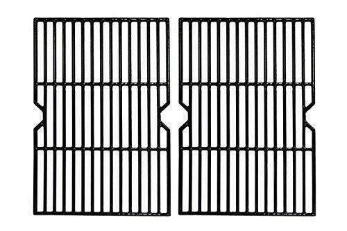 Hongso 19 1 4 Inch Porcelain Cast Iron Grill grates Cooking Grid Replacement for